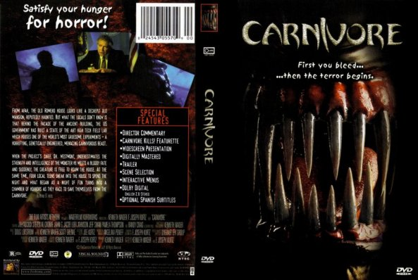 Carnivore DVD