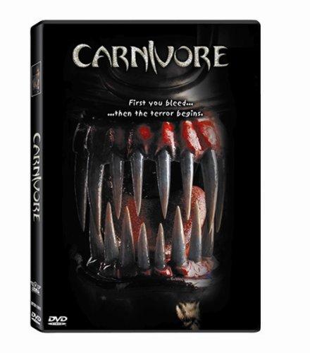 Carnivore DVD Cover