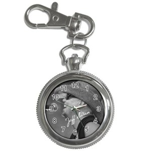 Jeff Swan Signature Keychain Watch