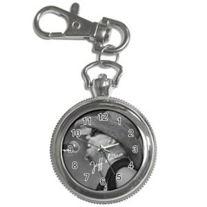 Jeff Swan Signature Keychain Watch