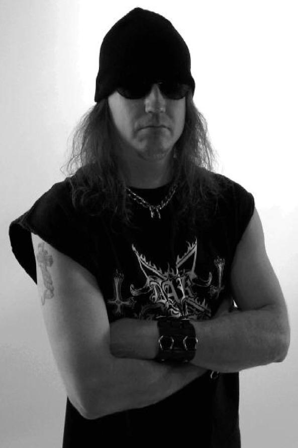 Jeff Swan from the band Slave Driver
